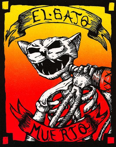 La senda del gato muerto